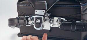 セイバン「新規樹脂錠前シャトルロック」